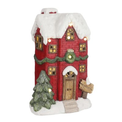 Town House battery operated red