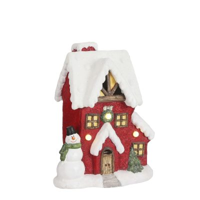 House battery operated red