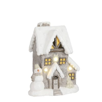 House battery operated grey