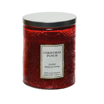 Candle wax - Christmas Punch